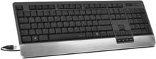 SpeedLink - Lucidis Comfort Keyboard /Back
