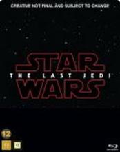 Star Wars: The Last Jedi - Steelbook (Blu-ray)