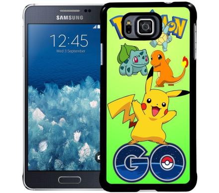 Samsung Galaxy Alpha Mobilskal Pokemon Go - CDON.COM