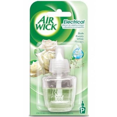 Air Wick Duftstecker Nachfüllflakon Weiße Blumen 19 ml