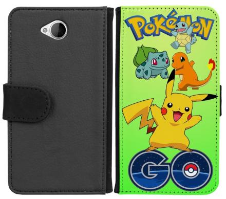 Microsoft Lumia 650 Plånboksfodral Pokemon Go - CDON.COM