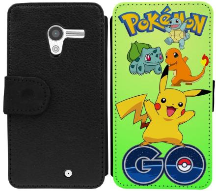 Motorola Moto X Plånboksfodral Pokemon Go - CDON.COM