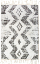 HK LIVING - Zigzag Baderomsmatte 75x110 cm