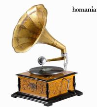 grammofon Firkantet - Old Style Samling by Homania