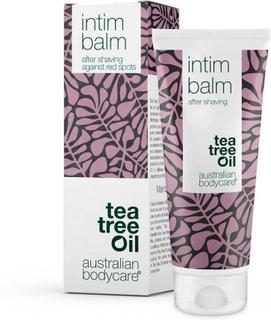 Intim Balm – aftershave mod røde knopper efter intimbarbering (100ml)