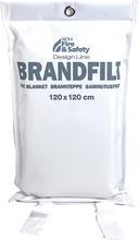Nexa Fire & Safety Fire blanket 120x120 cm White