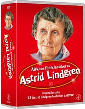 Astrid Lindgren: Astrid Lindgren - Box (23 disc)