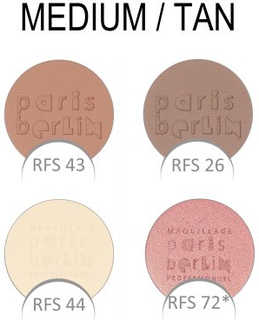 Multi Contour Kit (Variant: MEDIUM / TAN)