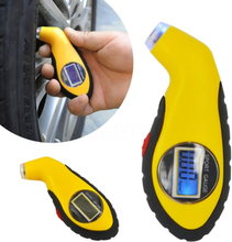 Digital Lufttrycksmätare för bil, motorcykel och cykel