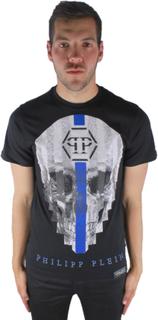 Philipp Plein min Plein MTK0103 02B5 T-Shirt