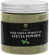 Cosmos Co - Stevia Plante Pulver (100g)