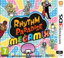 Rhytm Paradise Megamix /Nintendo 3DS