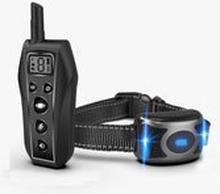 Trainingshalsband OHS 860 bereik 600m vibratie, statisch en geluid 2 honden