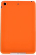 Silicone cover til iPad Mini 2 and 3. Orange.