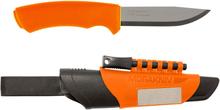 Morakniv Bushcraft Survival Knife orange 2021 Verktyg