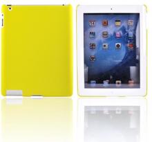 Silicone cover til iPad 2/iPad 3/iPad 4. Gul.