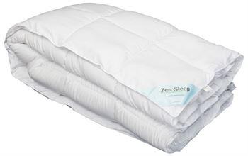 Fiberdyne - Helårs Lun - Zen Sleep - 140x220cm - Micro fiber dyne