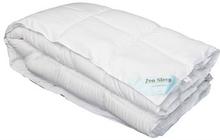 Dobbelt fiberdyne 200x220cm - Helårs Lun - Zen Sleep - Micro fiber dyne
