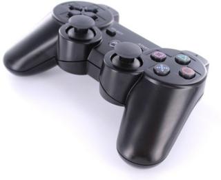 Trådløs controller til PlayStation 3. Sort.