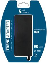 LENOVO oplader fra Trend Adapter. 90W - 20V/4.5A (7.9x5.5).