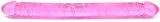 Pink Color Realistic Double Ended Dildo
