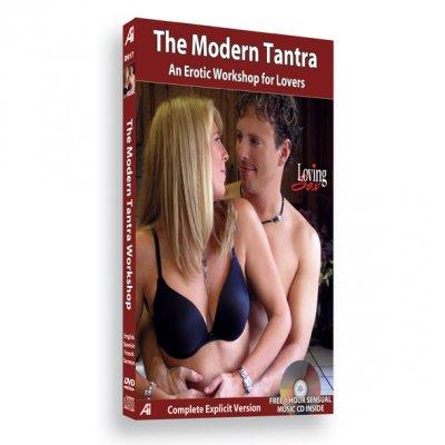 Modern Tantra Utbildnings-DVD   Njuthuset.se