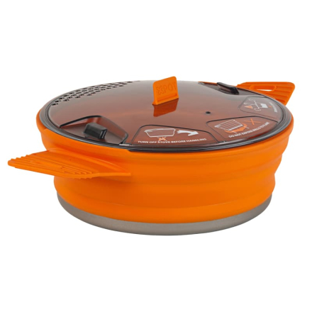 Sea to Summit X-Pot 1,4 L Köksutrustning Orange ONE SIZE