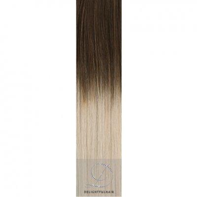 Ombre #6/60, 50cm, Nail hair