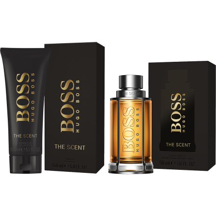 Boss The Scent Duo, 50ml Hugo Boss Herr