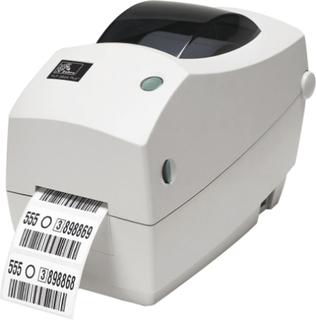 Zebra TT Printer TLP2824 Plus, 203DPI, Euro cords