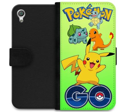Sony Xperia X Plånboksfodral Pokemon Go - CDON.COM