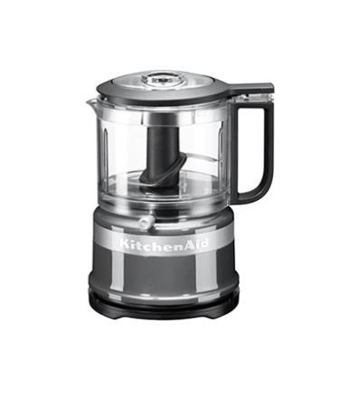 KitchenAid Mini Foodprocessor 0,95 liter Contour Sølv