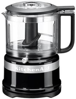 KitchenAid Mini Foodprocessor 0,95 liter Svart