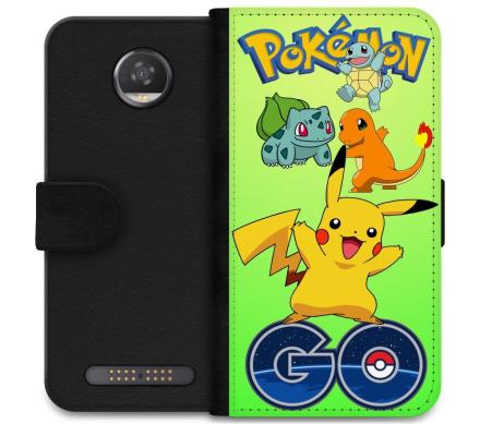 Motorola Moto Z2 Play Plånboksfodral Pokemon Go - CDON.COM