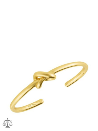 SOPHIE By SOPHIE Knot Cuff Gull