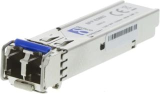 DELTACO SFP 1000Base-LX, LC, 1310nm, 10Km, Single-Mode(Modsvarer HP J4