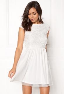 BUBBLEROOM Ayla Dress White 42