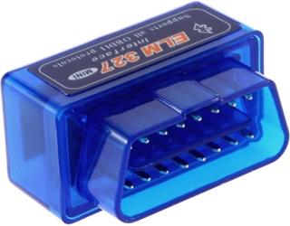 Fejlkode læser Super Mini ELM327 Bluetooth 2.1
