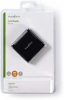USB 2.0 Minnekortleser SD / SDHC / Micro SD / CF / XD / M2 / MS / MS-Pro