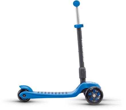 s'cool flaX mini Løbehjul til børn blå 2019 Løbehjul