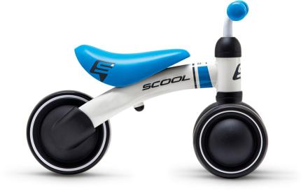 s'cool pedeX first Løbecykel Børn hvid 2019 Løbecykler