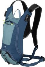 Shimano Unzen II Trail Backpack 2L bottle aegean blue 2019 Cykelryggsäckar