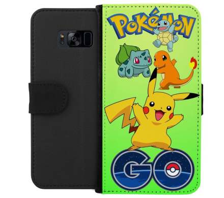 Samsung Galaxy S8 Plånboksfodral Pokemon Go - CDON.COM