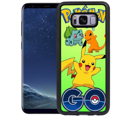 Samsung Galaxy S8 Plus Mobilskal Pokemon Go - CDON.COM