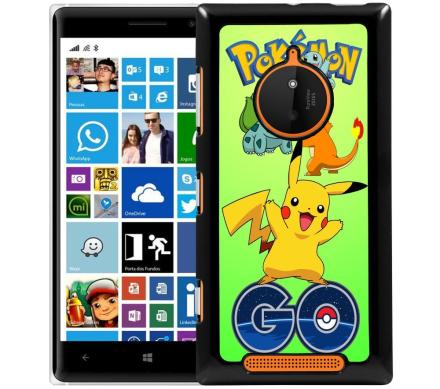 Nokia Lumia 830 Mobilskal Pokemon Go - CDON.COM