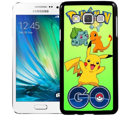 Samsung Galaxy A3 (2015) Mobilskal Pokemon Go - CDON.COM