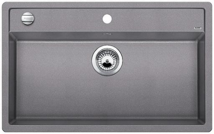 Blanco Dalago 8-F MX Køkkenvask 80,5x50 cm, Silgranit, Aluminium