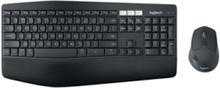 MK850 Performance - RUS - Tastatur & Mus set - Ryska - Svart
