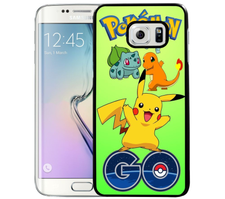 Samsung Galaxy S6 Edge+ Mobilskal Pokemon Go - CDON.COM