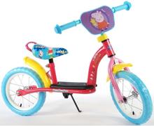 """Volare Disney - Balanscykel / Sparkcykel 12"""" - Greta Gris"""